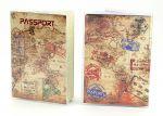 Подарок Обложка виниловая на паспорт Путешественника