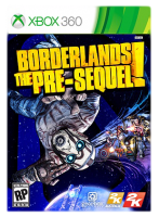 игра Borderlands: The Pre Sequel XBOX 360