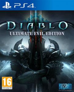 игра Diablo III Ultimate Evil Edition PS4  код на скачивание