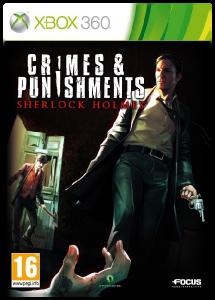 игра Шерлок Холмс: Преступления и наказания XBOX 360
