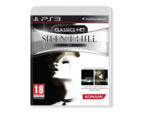 игра Silent Hill HD Collection PS3