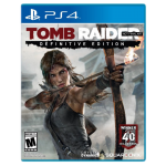игра Tomb Raider Definitive Edition PS4