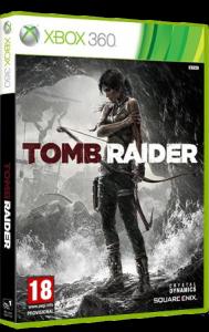 игра Tomb Raider XBOX 360
