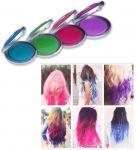 Подарок Цветные мелки для волос Hot Huez