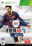 игра FIFA 14 XBOX 360