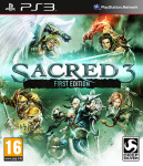 игра Sacred 3 PS3