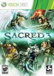 игра Sacred 3 XBOX 360