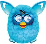 Подарок Интерактивная игрушка Furby Boom (Ферби бум) Голубенький
