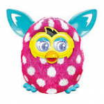 Подарок Интерактивная игрушка Furby Boom (Ферби бум) Горошек