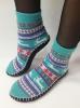 Подарок Женские тапочки-носки Орнамент PESAIL