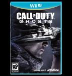 игра Call of Duty Ghosts Wii U