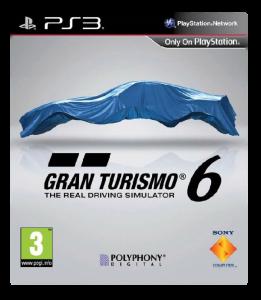 игра Gran Turismo 6 PS3