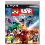 игра Lego Marvel Super Heroes PS3