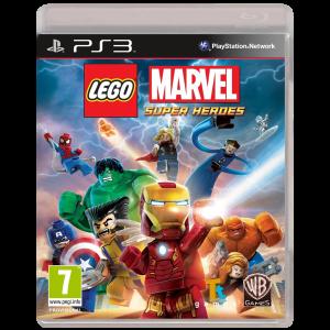 игра Lego Marvel Super Heroes PS3