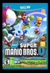 игра New Super Mario Bros U Wii U