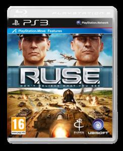игра R.U.S.E. PS3