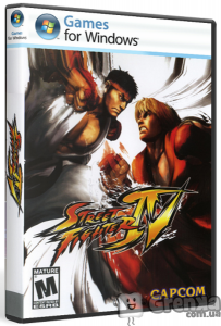 игра Street Fighter IV
