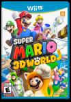 игра Super Mario 3D World Wii U