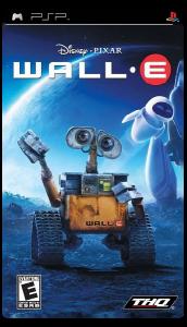игра Wall-E PSP