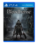 игра Bloodborne PS4