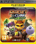 игра Ratchet and Clank: All 4 One PS3