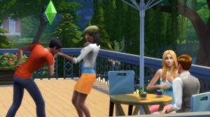 The Sims 4 - СЛ (5) | Мы купили компьютер! - YouTube