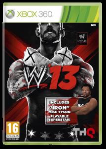 игра WWE'13 XBOX 360