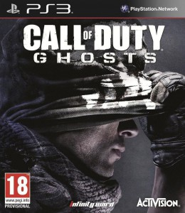 игра Call of Duty: Ghosts PS3