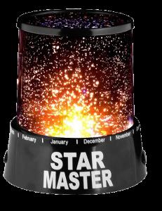 фото Проектор звездного неба Star Master голубой #5