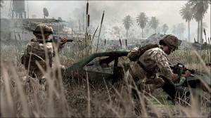 скриншот  Ключ для Call of Duty 4: Modern Warfare #6