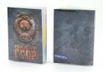 Подарок Обложка виниловая на паспорт Рожден в СССР
