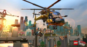 скриншот LEGO Movie Videogame PS4 #2