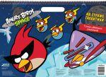 Книга Angry Birds. Space. На страже галактики (со стикерами)
