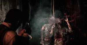 скриншот  Ключ для The Evil Within #2