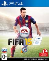 игра FIFA 15 PS4