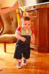 Вожжики для обучения ходьбе Baby Breeze 0319