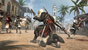 скриншот Assassin's Creed 4 Black Flag PS4 #2