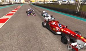 скриншот F1 2011 PS Vita #2