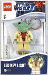 Лего брелок-фонарик 'Звездные войны - Йода'