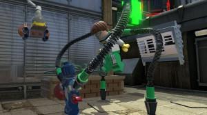 скриншот LEGO Marvel Super Heroes PS4 #2
