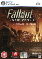 игра КЛЮЧ ДЛЯ Fallout: New Vegas. Ultimate edition
