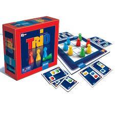 фото Настольная игра Трио #2