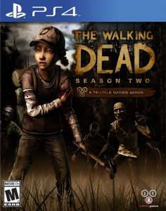 игра Walking Dead 2 PS4