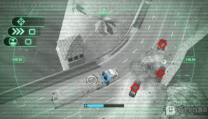 скриншот Spy Hunter PS Vita #2