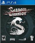 Игра Shadow Warrior PS4