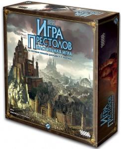 Настольная игра 'Игра престолов. 2-е издание'