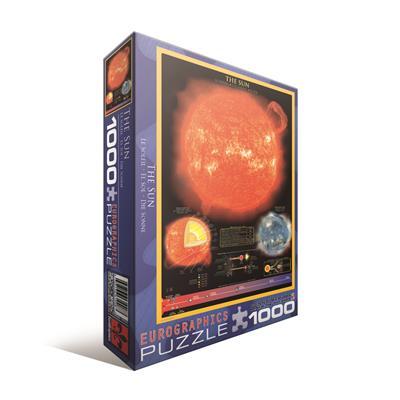 Купить Пазл 'Солнце', EuroGraphics