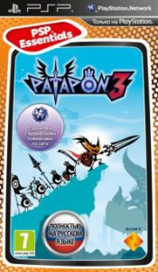 игра Patapon 3 ESN