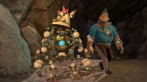 скриншот Knack PS4 #2