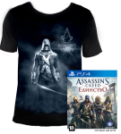 Assassin's Creed: Untiy PS4 + футболка Assassin's Creed: Unity